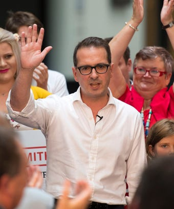 Owen Smith - New Labour Leader Candidate