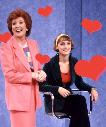 Blind Date Return TV Show Cilla Black