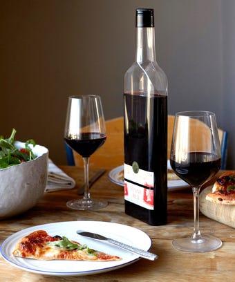 Flat-Wine-Bottle-Postbox-Garçon Wines