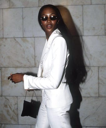 Naomi Campbell 90's Style