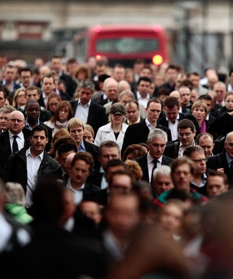 London Long Commute Effects On Health