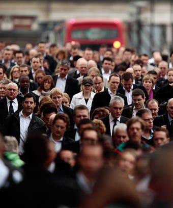 London Long Commute Effects On Health