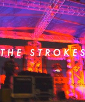 the strokes SXSW
