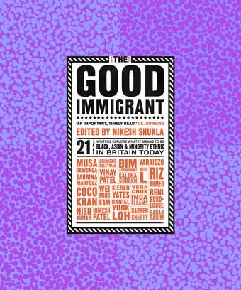 The Good Immigrant Essay Collection Book Of The Year