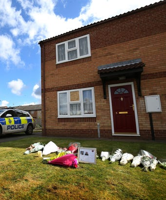 Spalding Double Murder - 15 Year Old Girl
