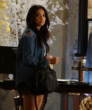 Pretty Little Liars Emily Shay Mitchell Ep 12 Recap Opener