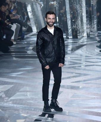 nicolas ghesquiere Louis Vuitton