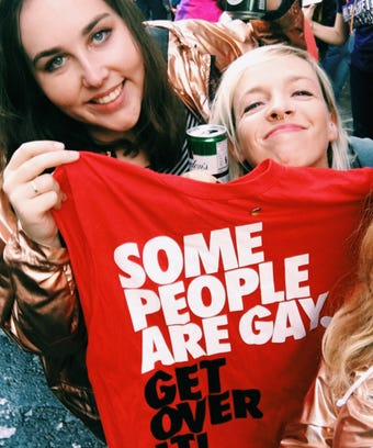 What I Learned At My First Gay Pride