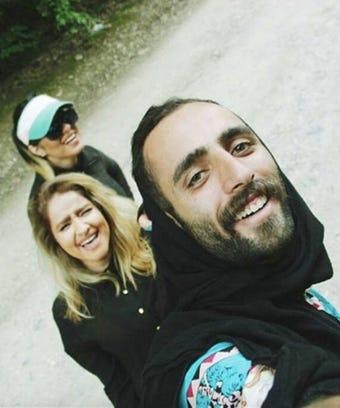 Men In Iran Are Wearing The Hijab