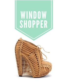 Cary Lane Window Shopper