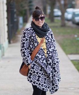 street style coat thumb