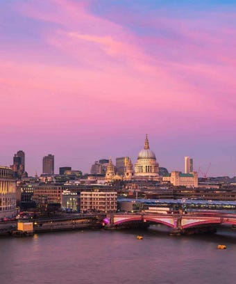 London Best Restaurants - Views Romantic - Valentines Date