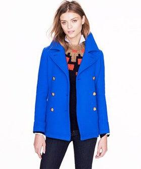 OPENER2 pea coats