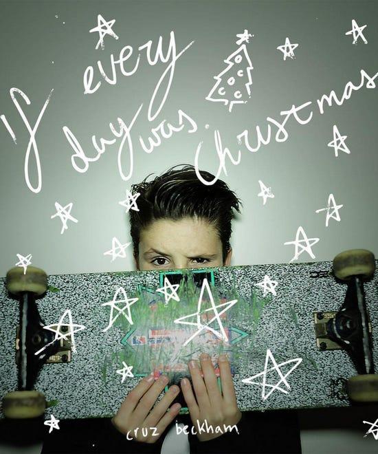 Cruz Beckham Record Deal Christmas Single @cruzbeckham