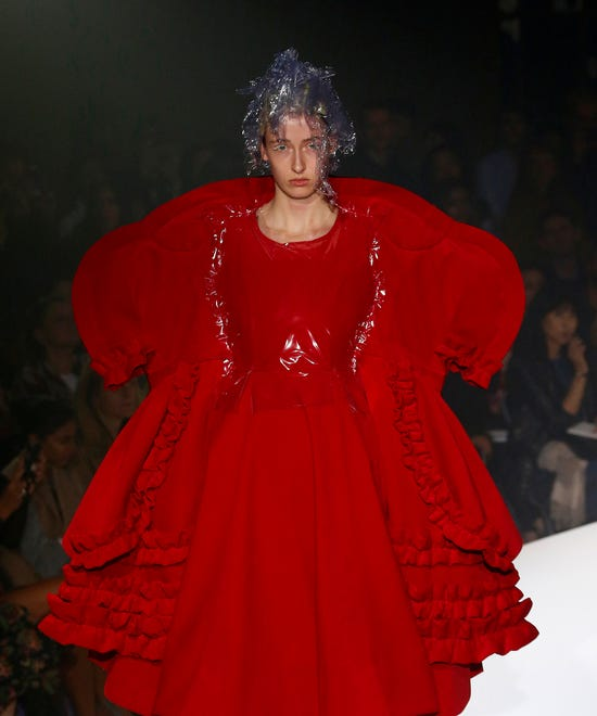Met Ball 2017 Rei Kawakubo Theme