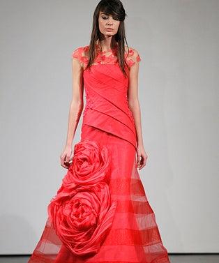pink wedding dress main