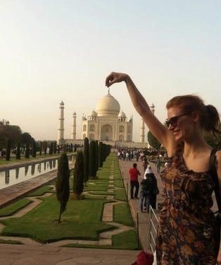 JC Taj Mahal