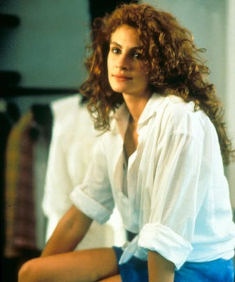 Pretty Woman Julia Roberts Style