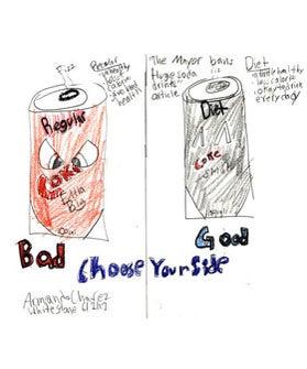 Thumb-Coke
