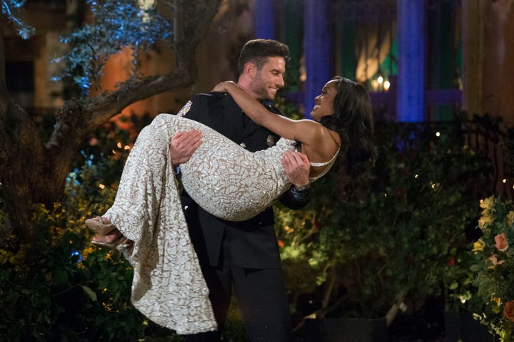 The Bachelorette Season 13 Premiere Recap At Least Rachel Is Having Fun