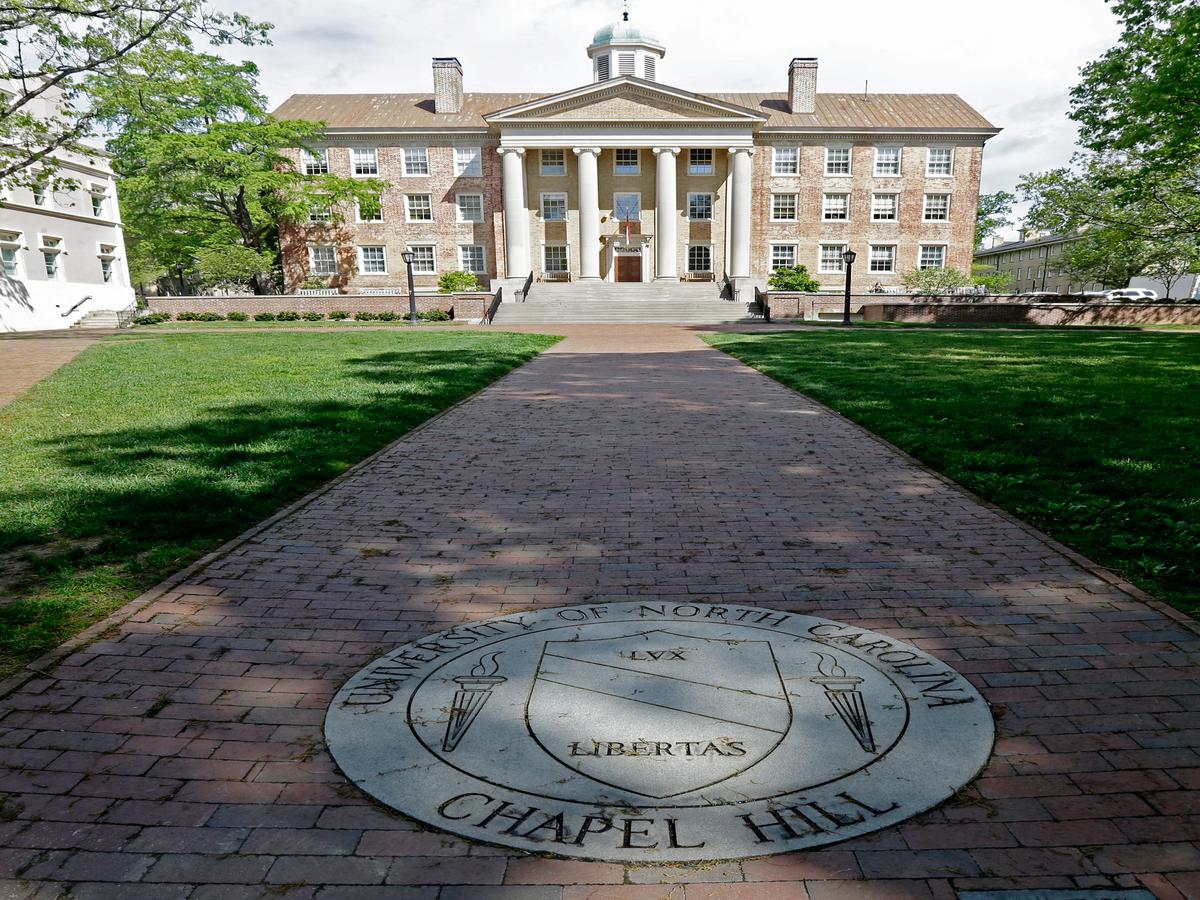 Transgender Activists Land A Legal Victory At University of Carolina Against Bathroom Law