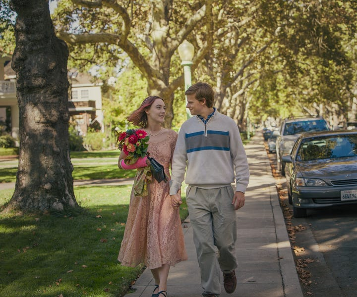 Lady Bird is me: Saoirse