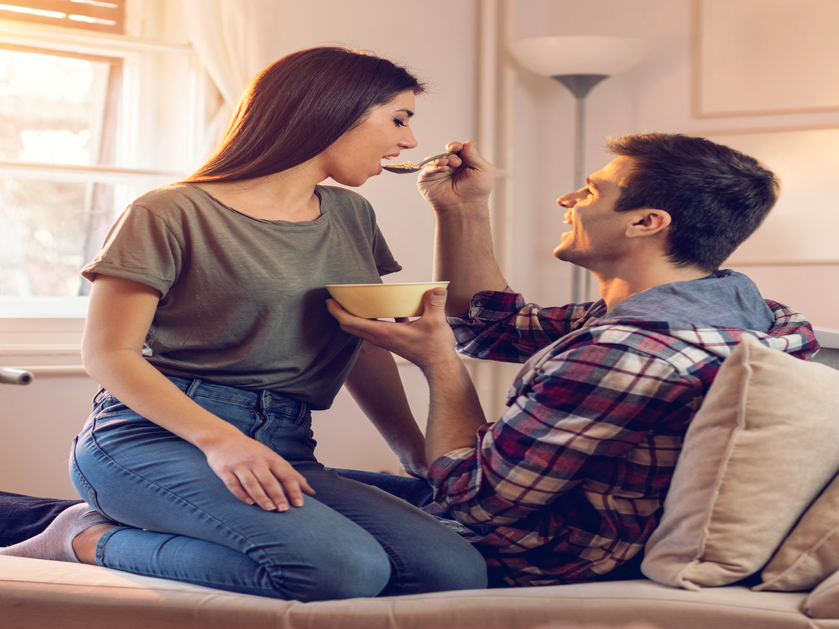 5 Foods You Should Add To Your Sex Life (Yes, Really)