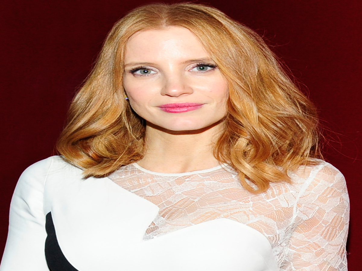 Jessica Chastain Claps Back At Trolls Who Don't Want To Pay For Women's Healthcare