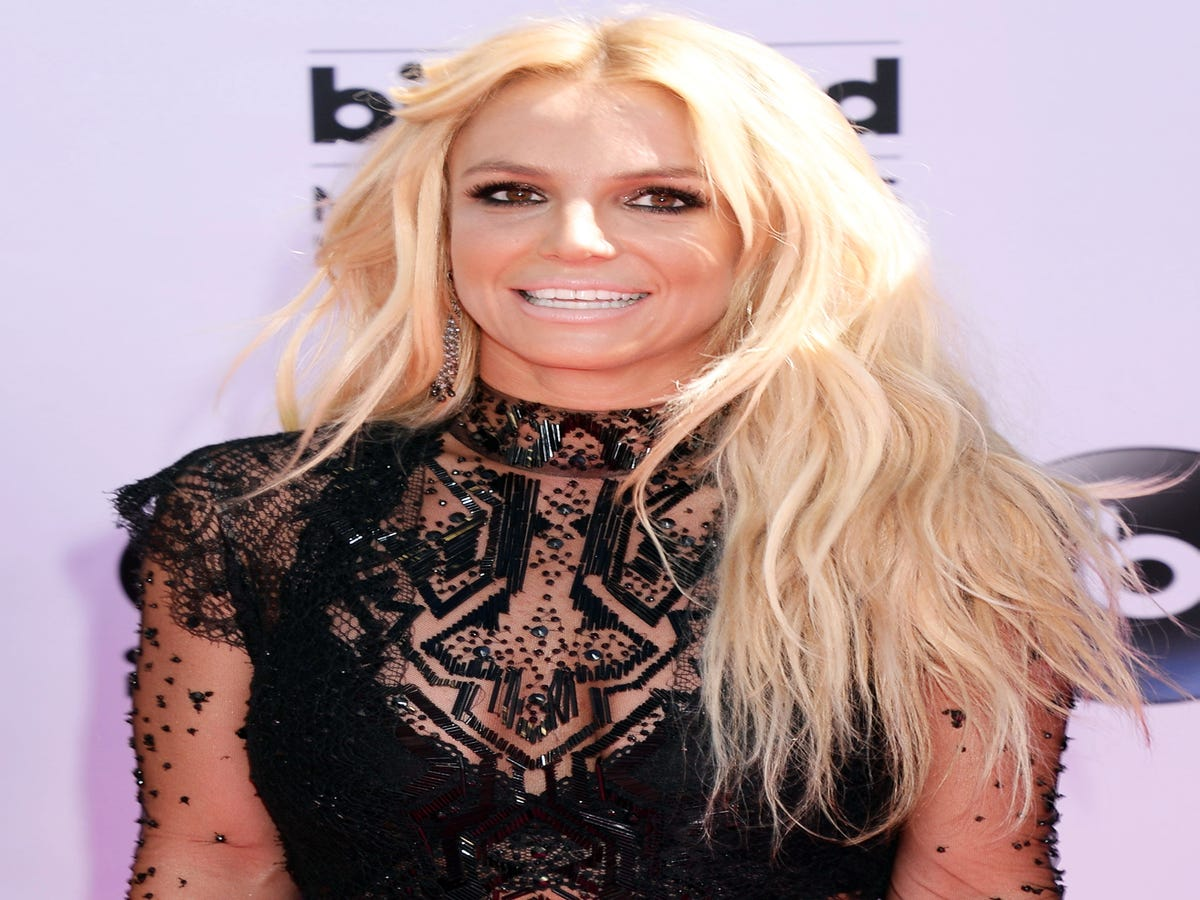 Britney Spears Invited This Celeb Onstage & Didn t Recognize Him