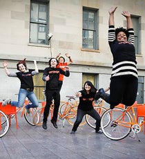 Public Bikes San Francisco
