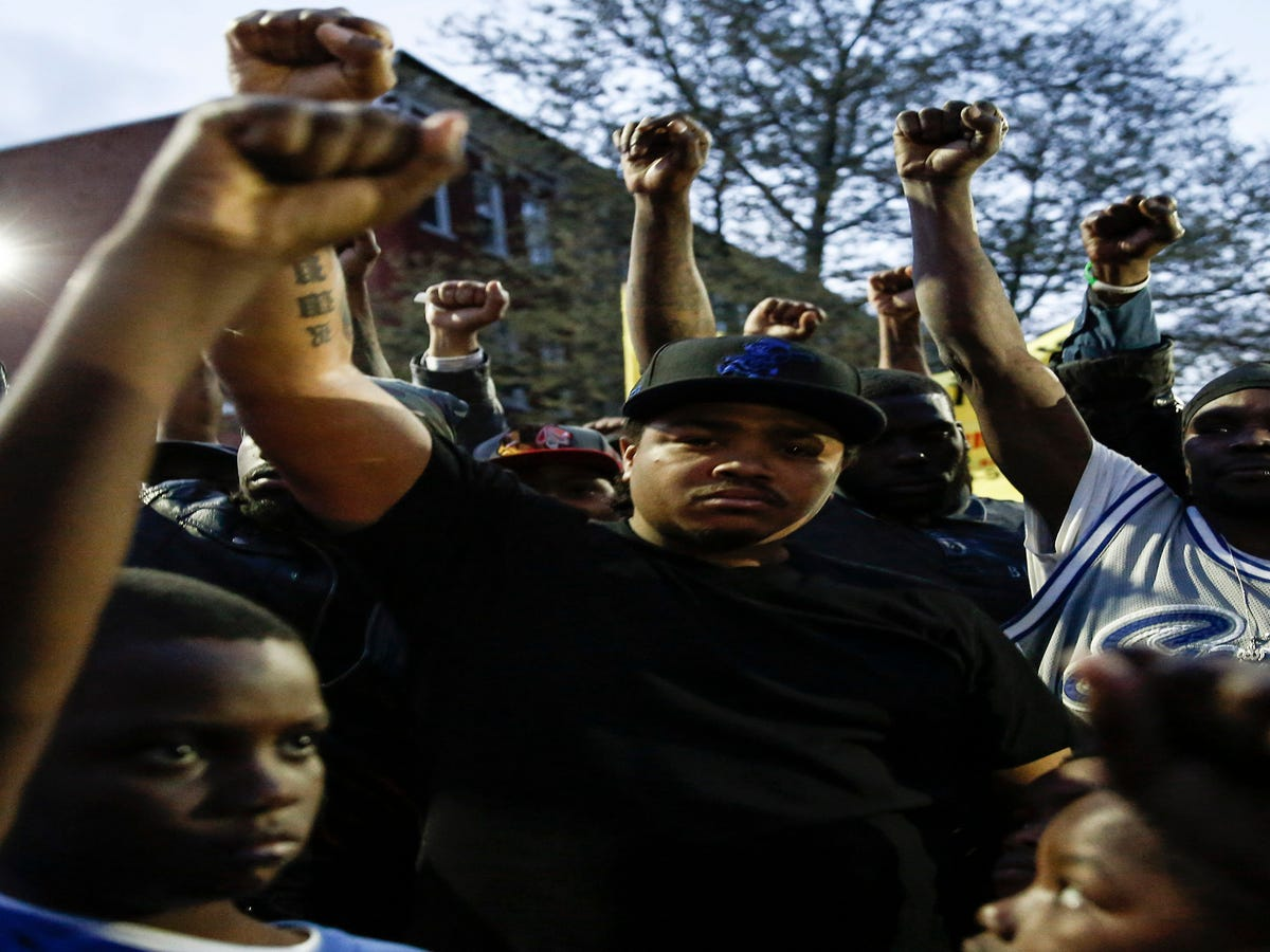It s Been 1 Year Since The Protests Over Freddie Gray s Death — Here s What s Happened Since