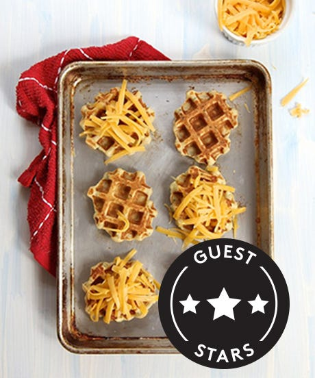 Master Breakfast For Dinner With This Insane Waffle Recipe