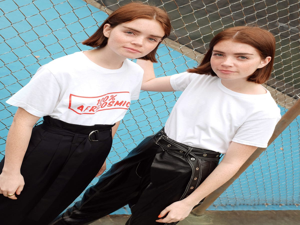 Meet Reese & Molly Blutstein, Your New It-sta Girl Obsession