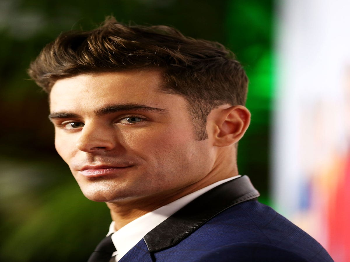 Did Zac Efron Just Admit That He Hooked Up With Madonna?