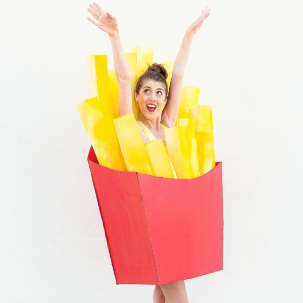 food halloween costume ideas dress like food - Halloween Food Costume