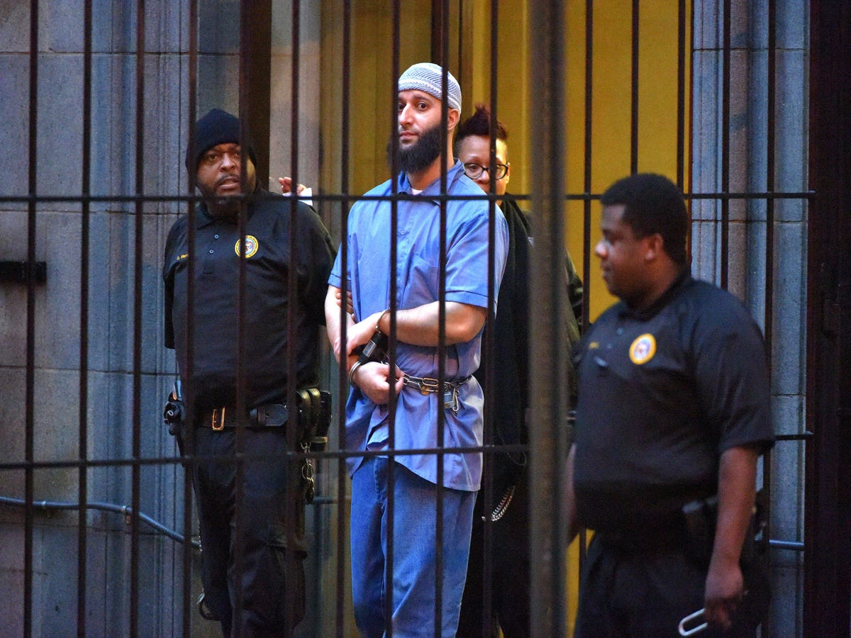 Serial Witness Asia McClain Accused Of Lying To Save Adnan Syed