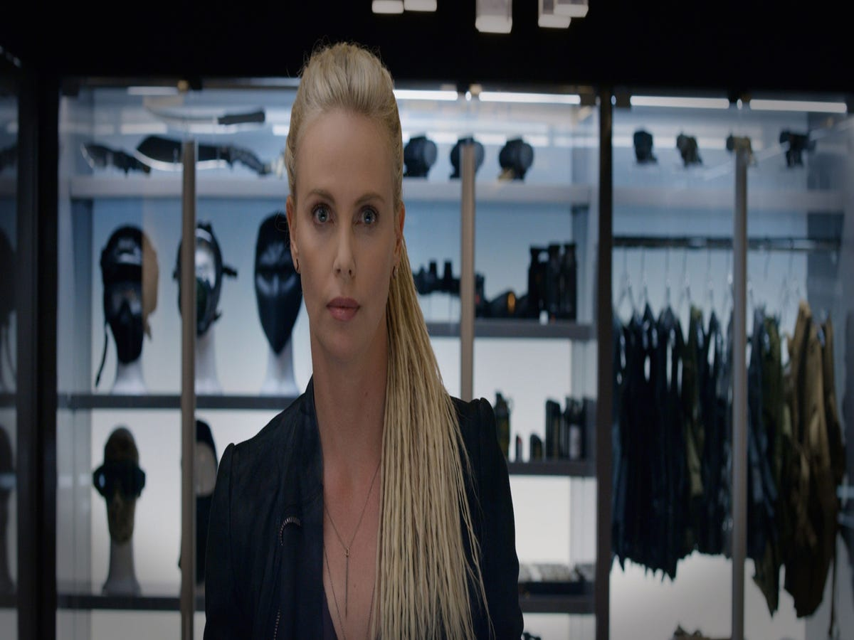 Why Charlize Theron Is The Action Hero We've Been Waiting For