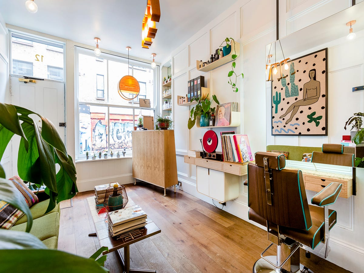 Inside The London Salon Leading An Eco Hair Revolution