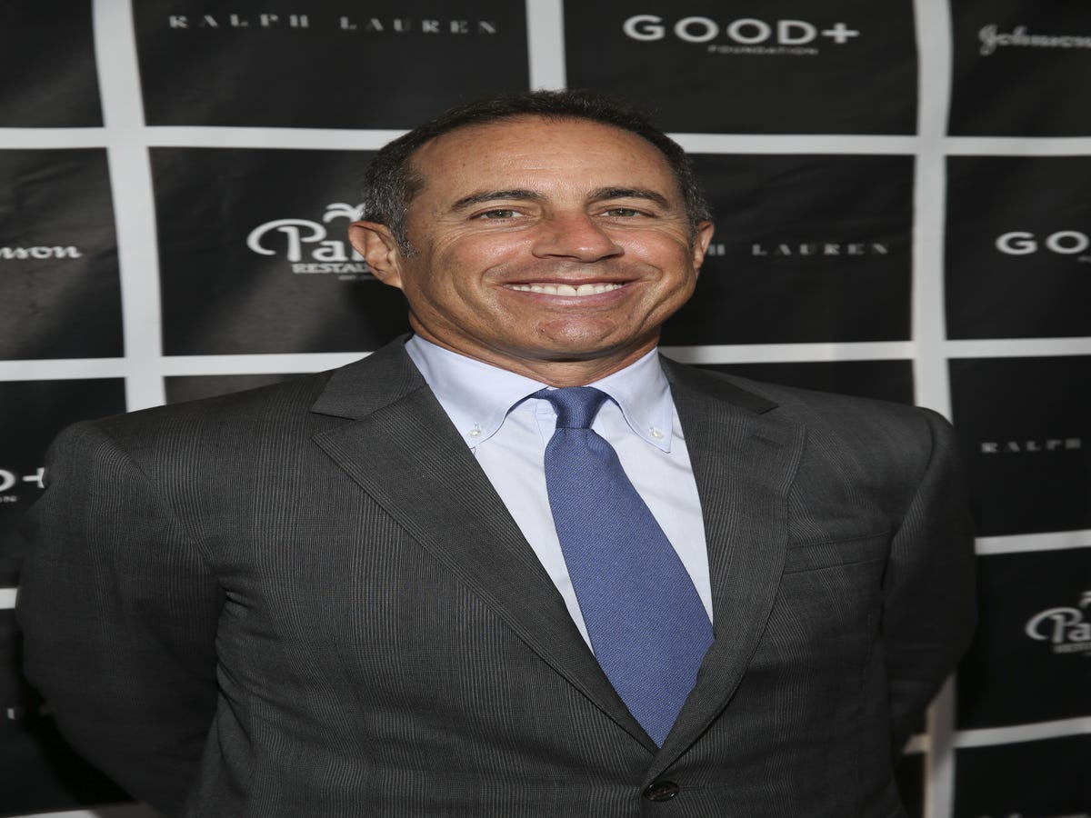 Jerry Seinfeld, Maybe Don t Use Black Lives Matter As A Punch Line?