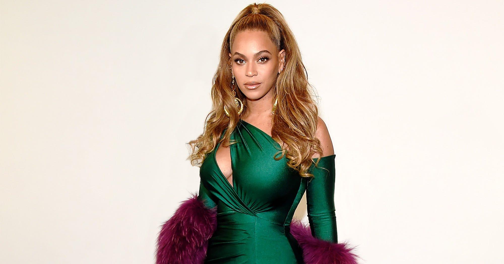 'Tis The Season To Buy Beyoncé's Latest Merch Drop