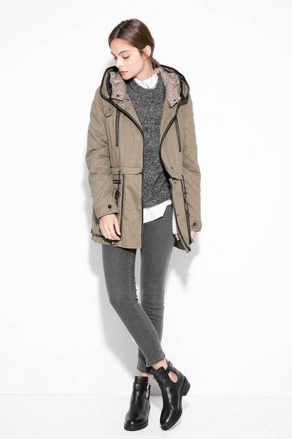 Winter Outerwear On Sale - Hooded Coats, Down Jackets