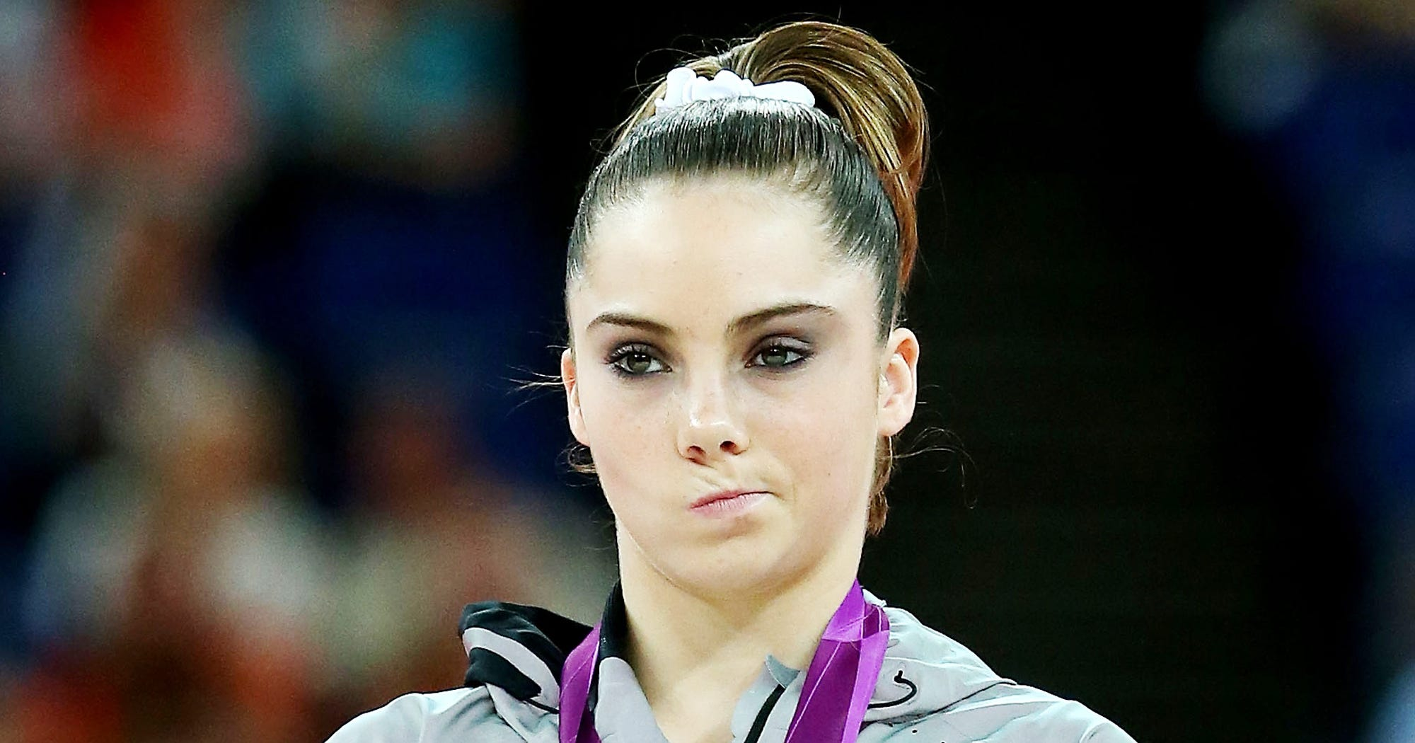 Mckayla Maroney Is Unimpressed With Criticism Of Her Looks