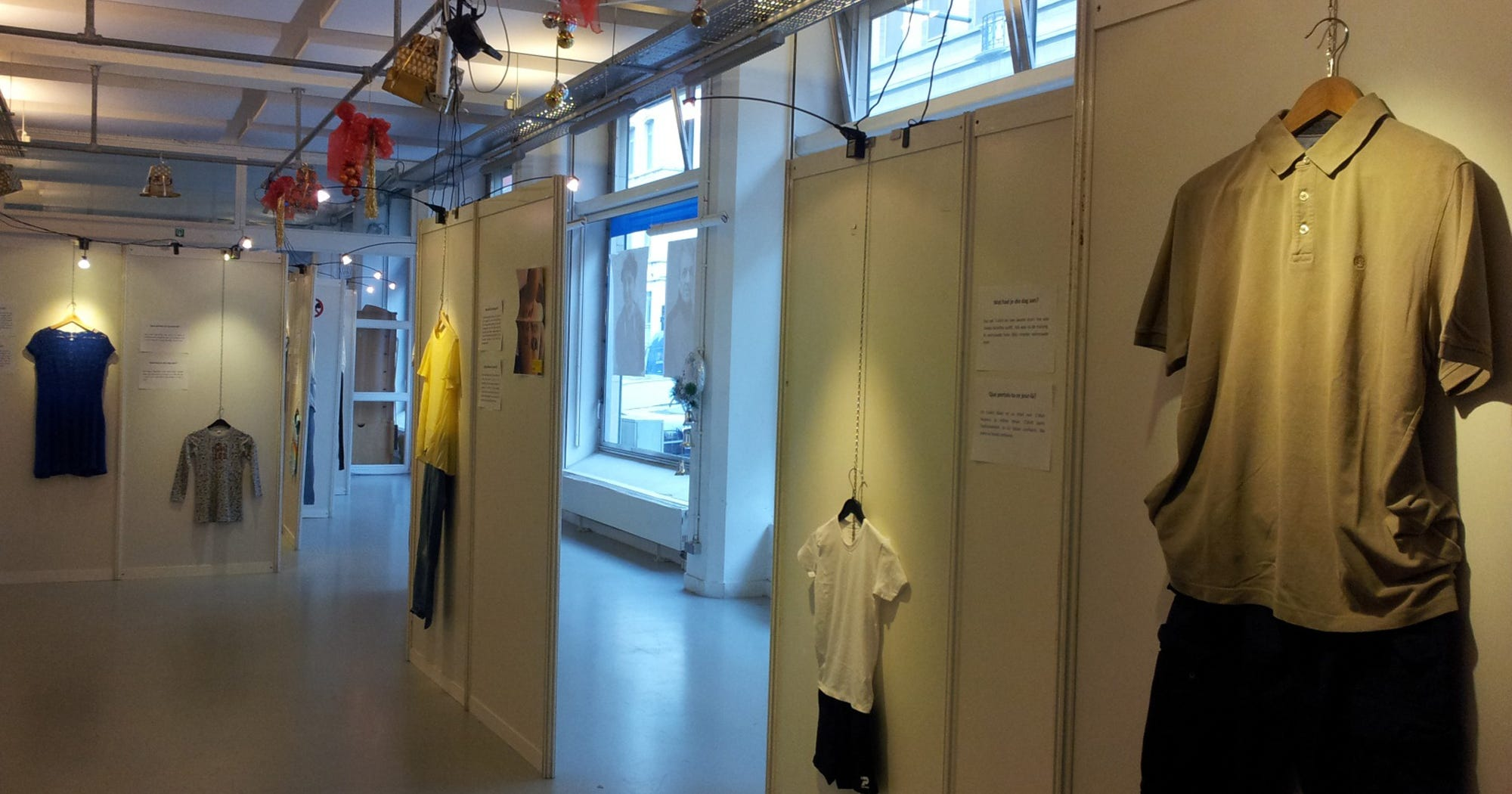 The Clothes People Wore When They Were Raped Feature In New Exhibition