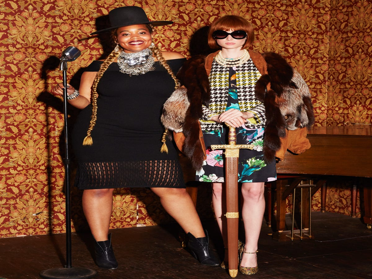 When Pop Culture Meets Fashion, You Get These Halloween Costumes