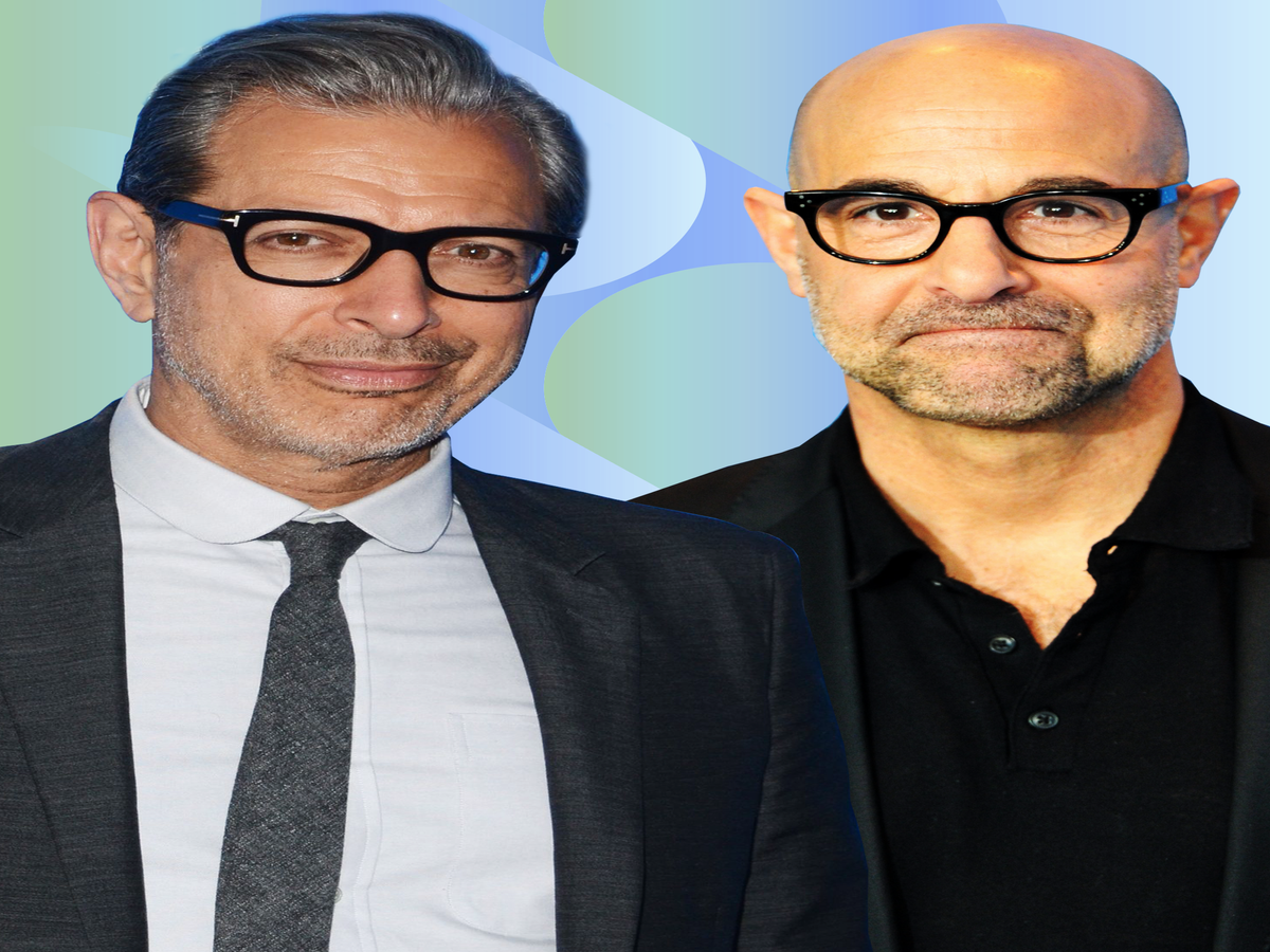 The Internet Demands A Stanley Tucci-Jeff Goldblum Rom-Com STAT