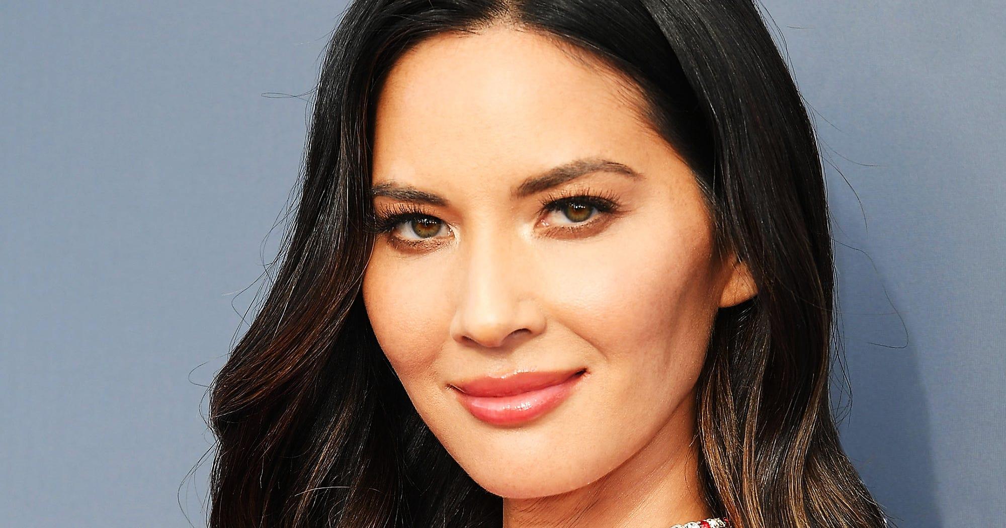 Olivia Munn Calls Out Mark Wahlberg's Egregious Salary