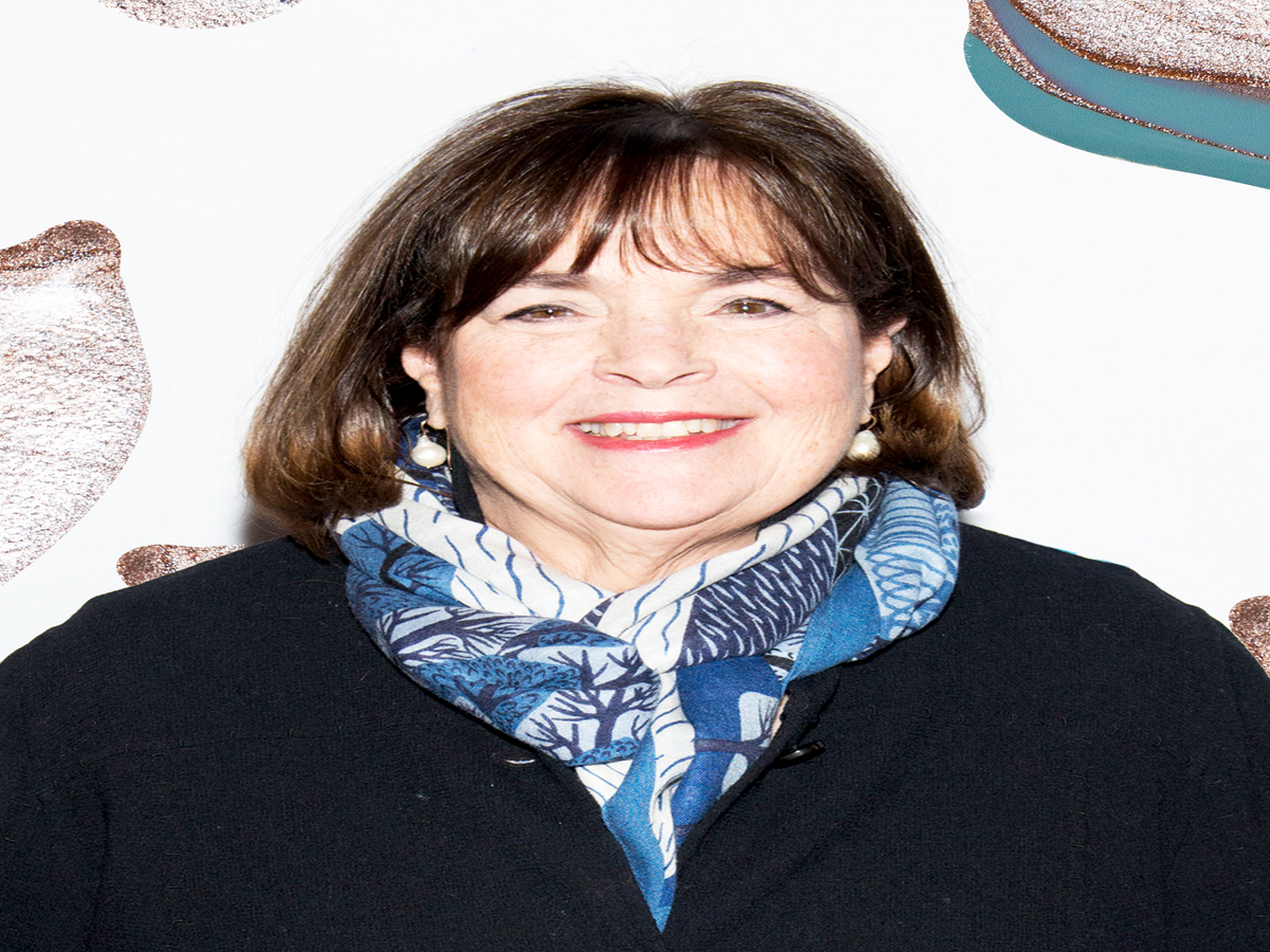 The Two Things You'll Always Find In Ina Garten's Fridge