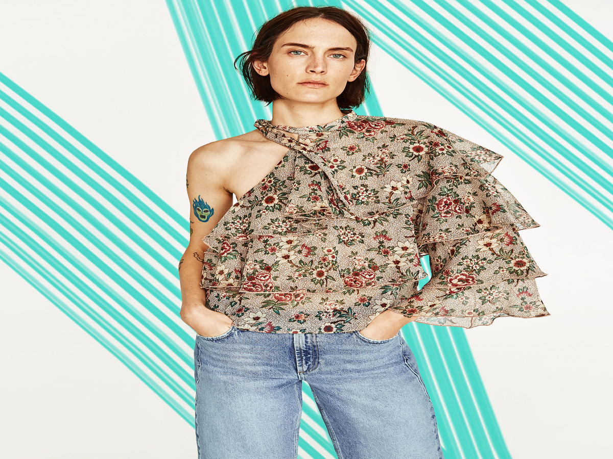 You Can Pretend It s Spring With Zara s New Arrivals