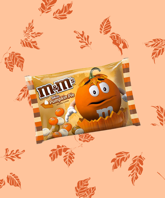 update one of the things we look forward to most about fall is all the pumpkin flavored snacks this year we were talking about autumn theme treats as - Mms Halloween