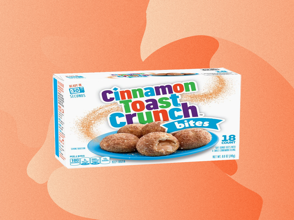 The Kid In Us Really Wants To Try Cinnamon Toast Crunch Bites